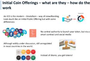 Blockchain Fundraising